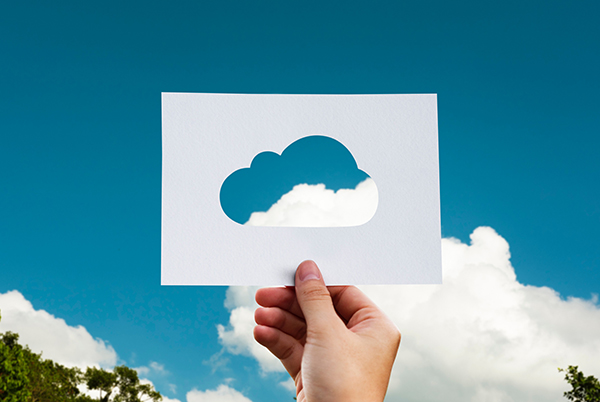 virtual cloud image